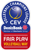 Volleybal - Champions League Dames - 2016/2017 - Home