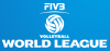 Volleybal - World League - 2017 - Home