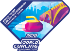 Curling - WK Junioren - Dames - 2020 - Home