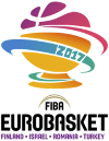Basketbal - EuroBasket Heren - 2017 - Home