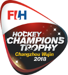 Hockey - Champions Trophy Dames - 2018 - Home