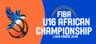 Basketbal - Afrikaans Kampioenschap U-16 Heren - 2019 - Home