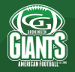 American Football - Groningen Giants